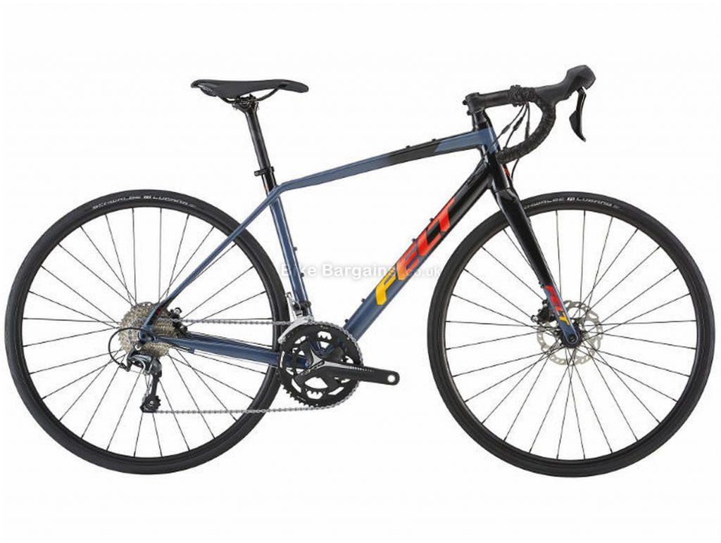Felt VR40 Disc Alloy Road Bike 2019 58cm, Blue, Black, Alloy, 10 Speed, Disc, Double Chainring