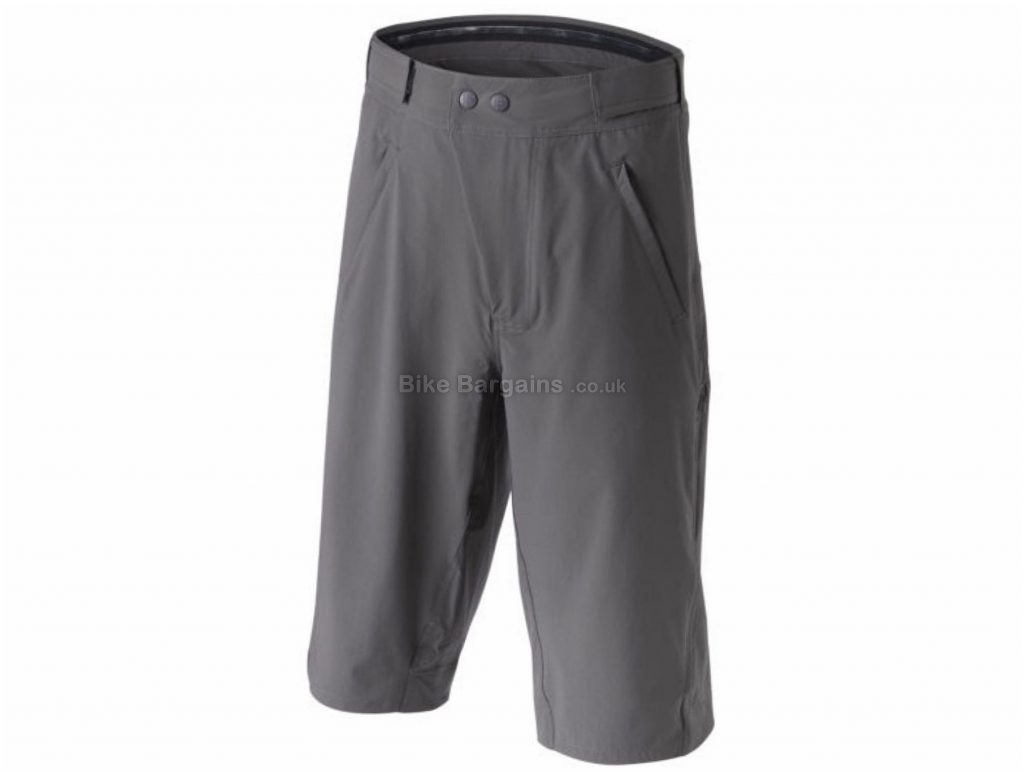 Findra Trail Shorts 36, Grey