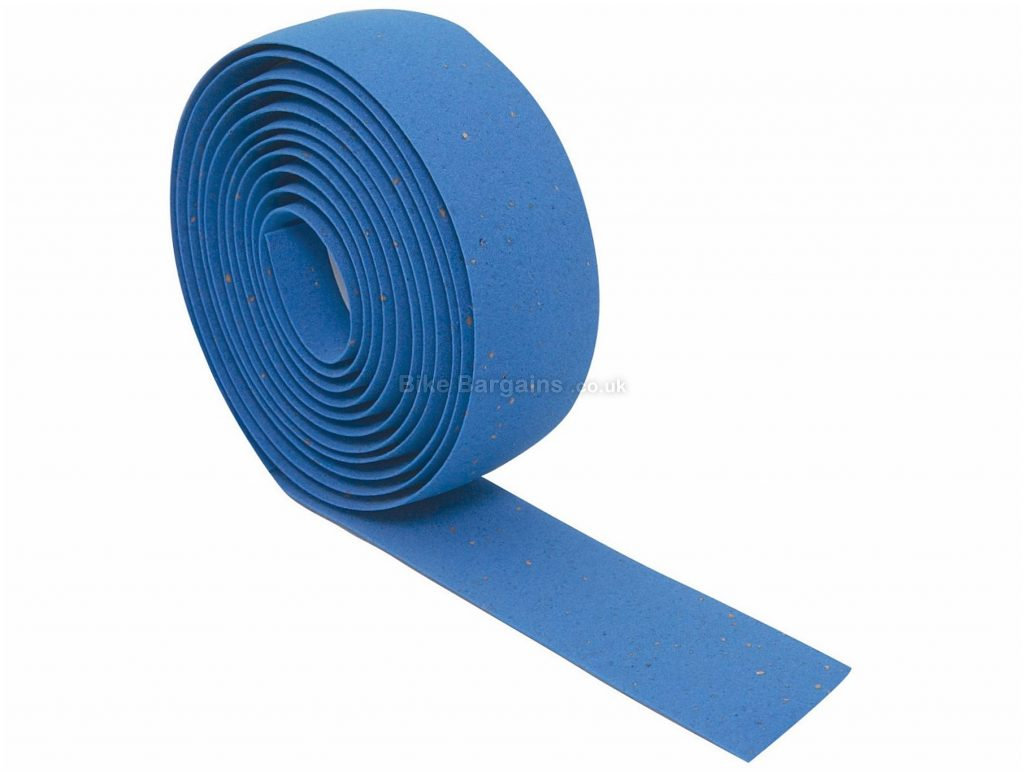 Force Cork Bar Tape Blue, Red, White, One Size