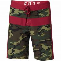 Fox Clothing Camouflage Moth Boardshorts
