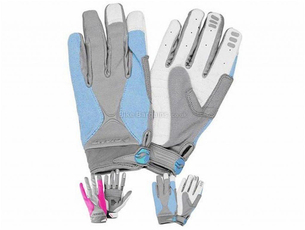 Giant Velocity Ladies Gloves 2017 XS, Blue