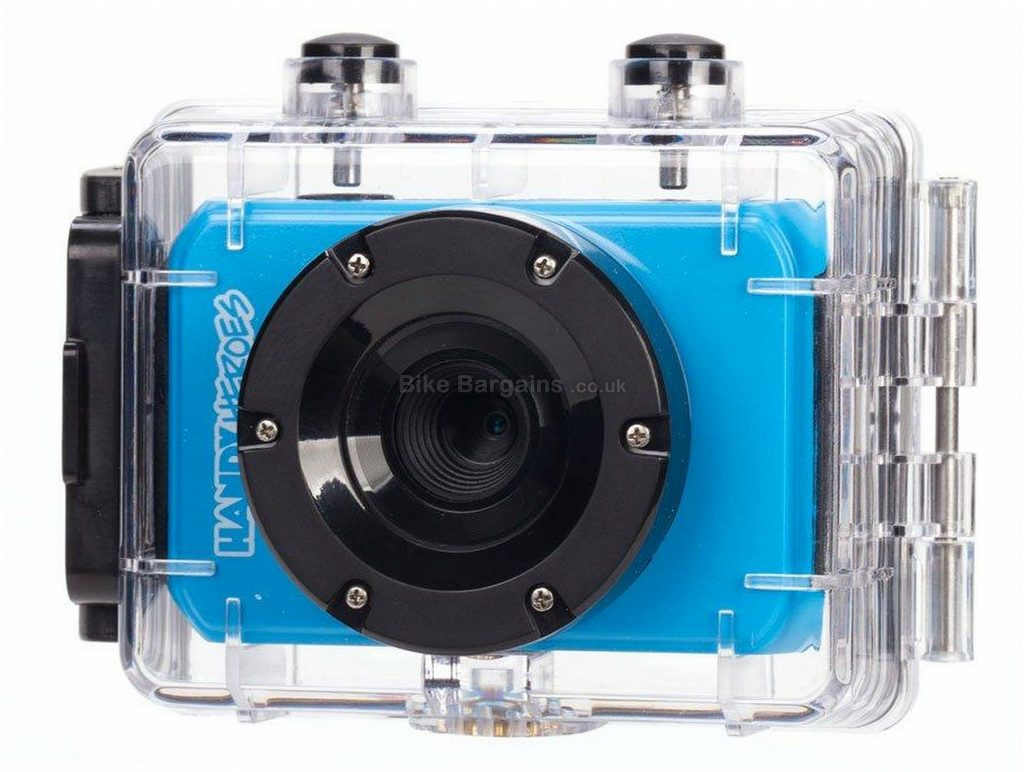 Handy Heroes SDV 100 Action Sports Camera Blue, Black, 1920*1080 @15fps, 72mm, 47mm, 22mm