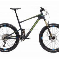 Kona Hei Hei Trail Deluxe Carbon Full Suspension Mountain Bike 2019