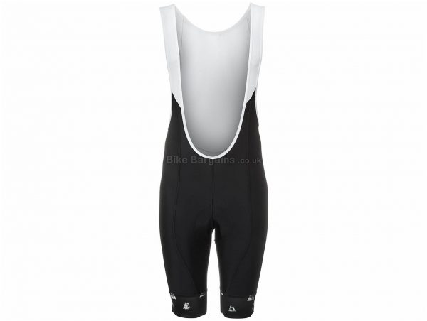 Morvelo Exclusive Summit Bib Shorts XS, Black, White