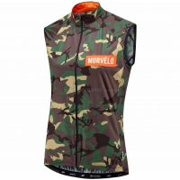 Morvelo Ladies Camo Hurricane Gilet