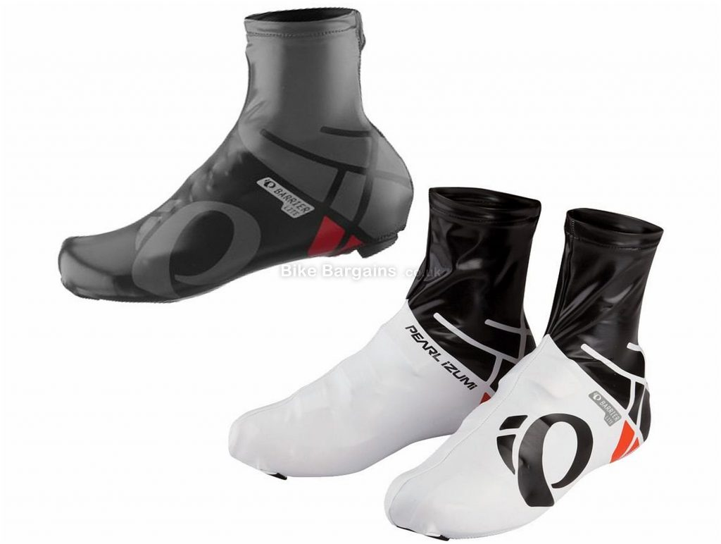 Pearl Izumi Pro Barrier Lite Overshoes 2018 S, White