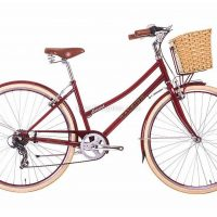Raleigh Ladies Sherwood Steel Commuter City Bike