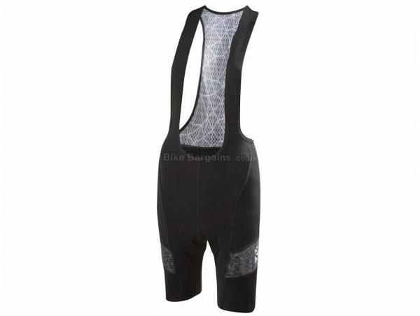 Ribble Nuovo Summer Ladies Bib Shorts 14, Black