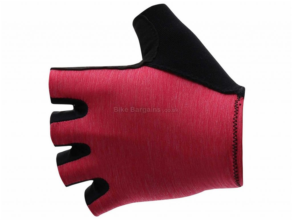 Santini 365 Classe Ladies Mitts XXL, Red, Black