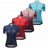 Santini Ladies Volo Short Sleeve Jersey