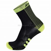 Santini Two Medium Profile Qskin Socks