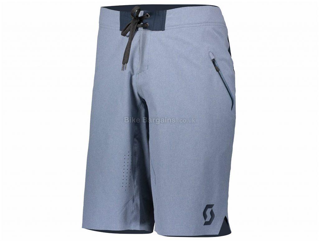 Scott Trail Flow Pro Padded Shorts M,L,XL, Blue