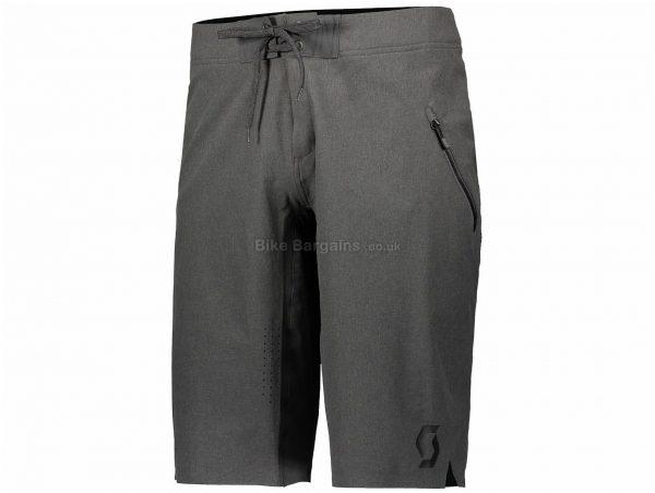Scott Trail Flow Pro Unpadded Shorts L, Grey