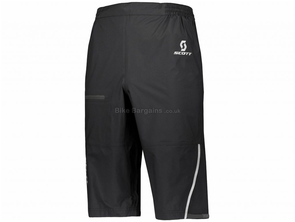 Scott Trail MTN DRYO 50 Shorts L, Black