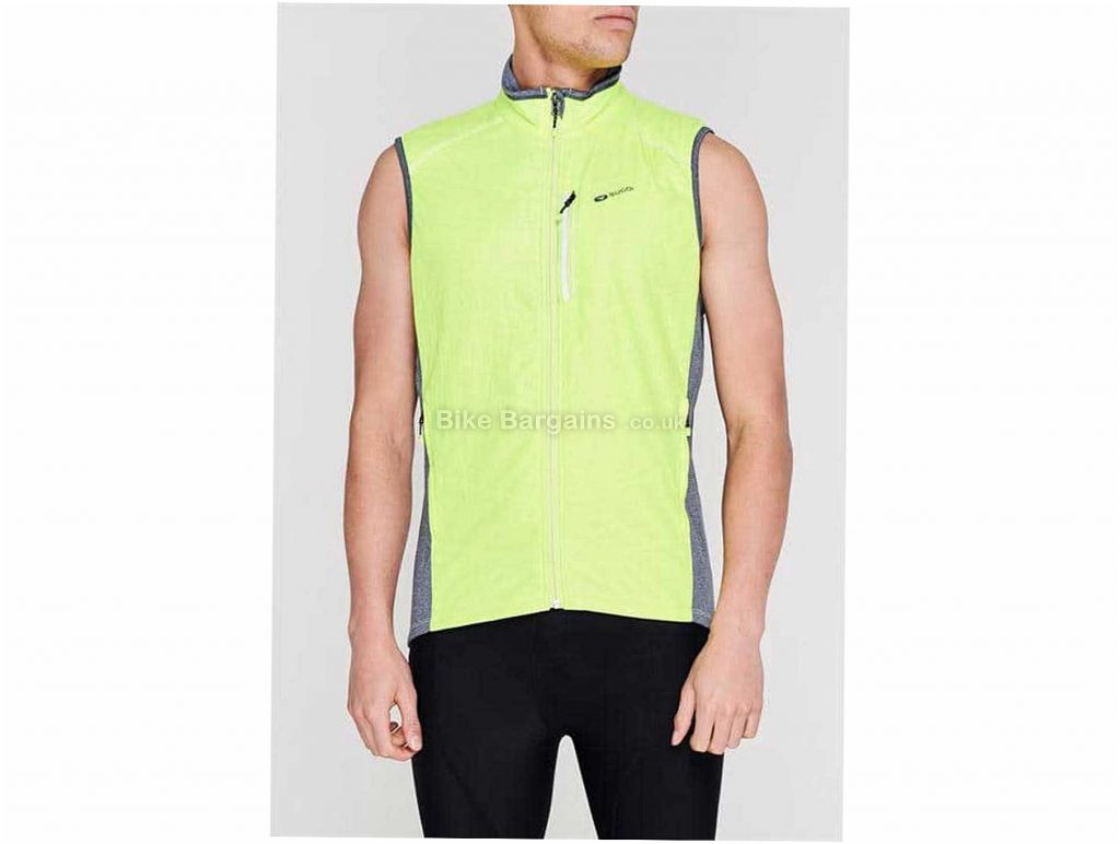 Sugoi Alpha Hyb Gilet L, Yellow