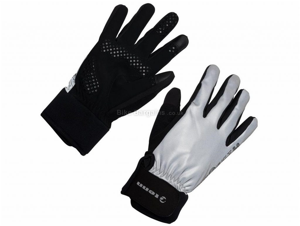 Tenn Protect 2.0 Reflective Gloves XS,M, Grey, Black