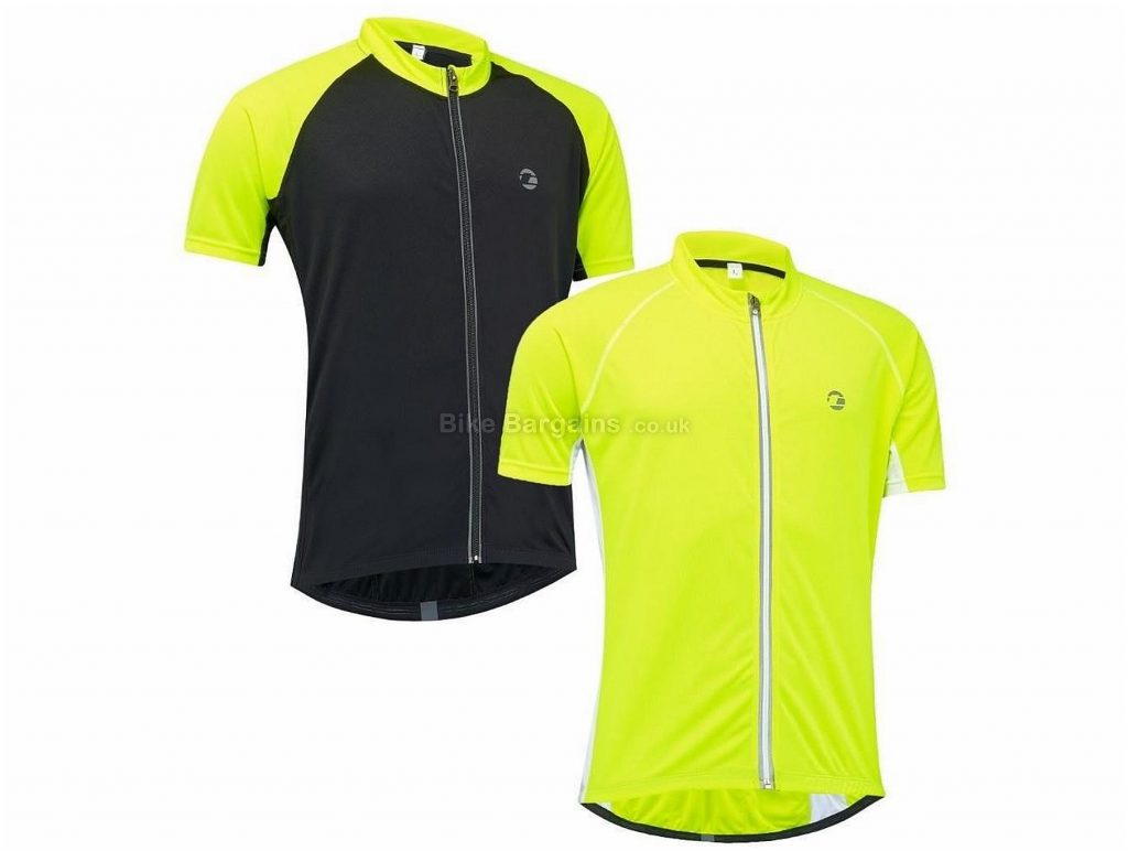Tenn Sprint 2.0 Short Sleeve Jersey S, Yellow