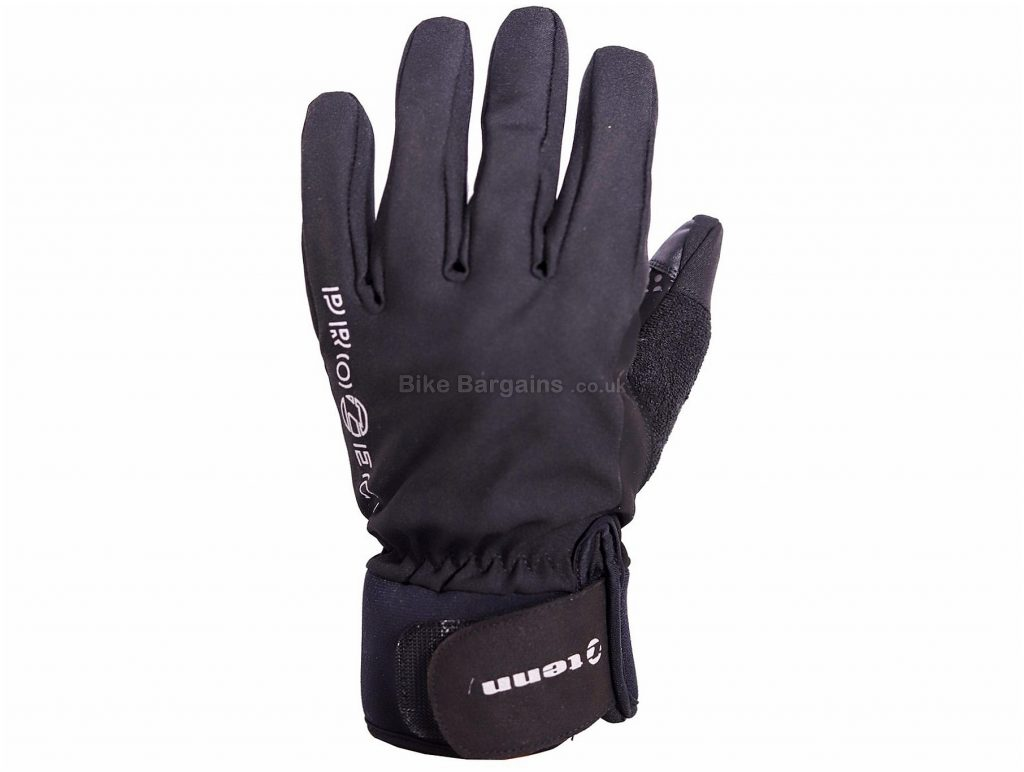 Tenn Unisex Protect Winter Smart Touch Gloves L, Black