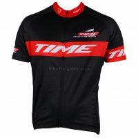 Time Megeve Mont Blanc Short Sleeve Jersey