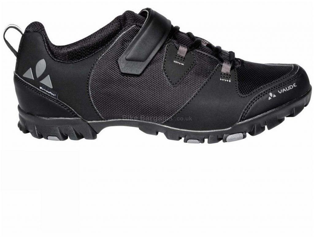 Vaude TVL Pavei STX MTB Shoes 40, Black, 844g, Men's, MTB, Polyester, Rubber, Laces, Velcro