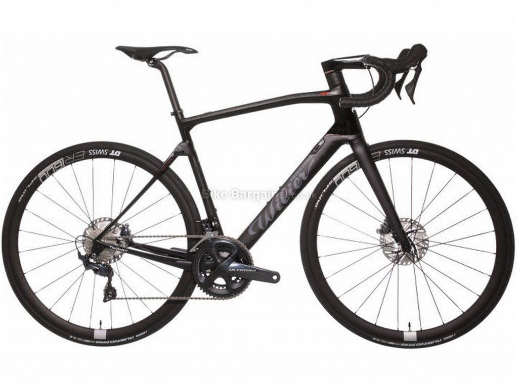 Wilier Cento10NDR Disc Ultegra Carbon Road Bike 2019 XS, Black, Carbon, 700c, 11 Speed, Double Chainring, Disc, 8.2kg