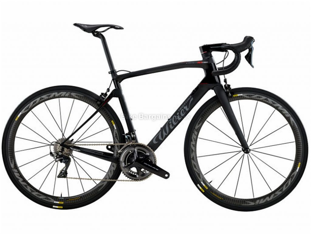 Wilier Cento10NDR Dura-Ace Carbon Road Bike 2019 M, Black, Carbon, 700c, 11 Speed, Double Chainring, Caliper Brakes, 7.4kg