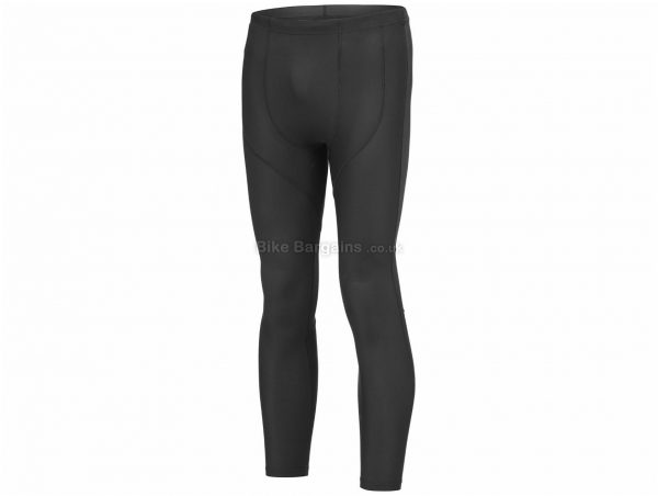 dhb Compression Tights L, Black
