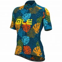 Ale Ladies Cheese Plant Short Sleeve Jersey