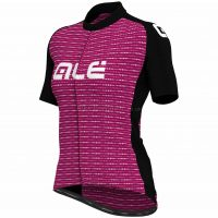 Ale Ladies Digi Stripe Short Sleeve Jersey