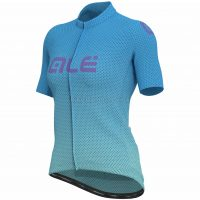 Ale Ladies Fading Dots Short Sleeve Jersey