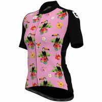 Ale Ladies Tropical Toucan Short Sleeve Jersey