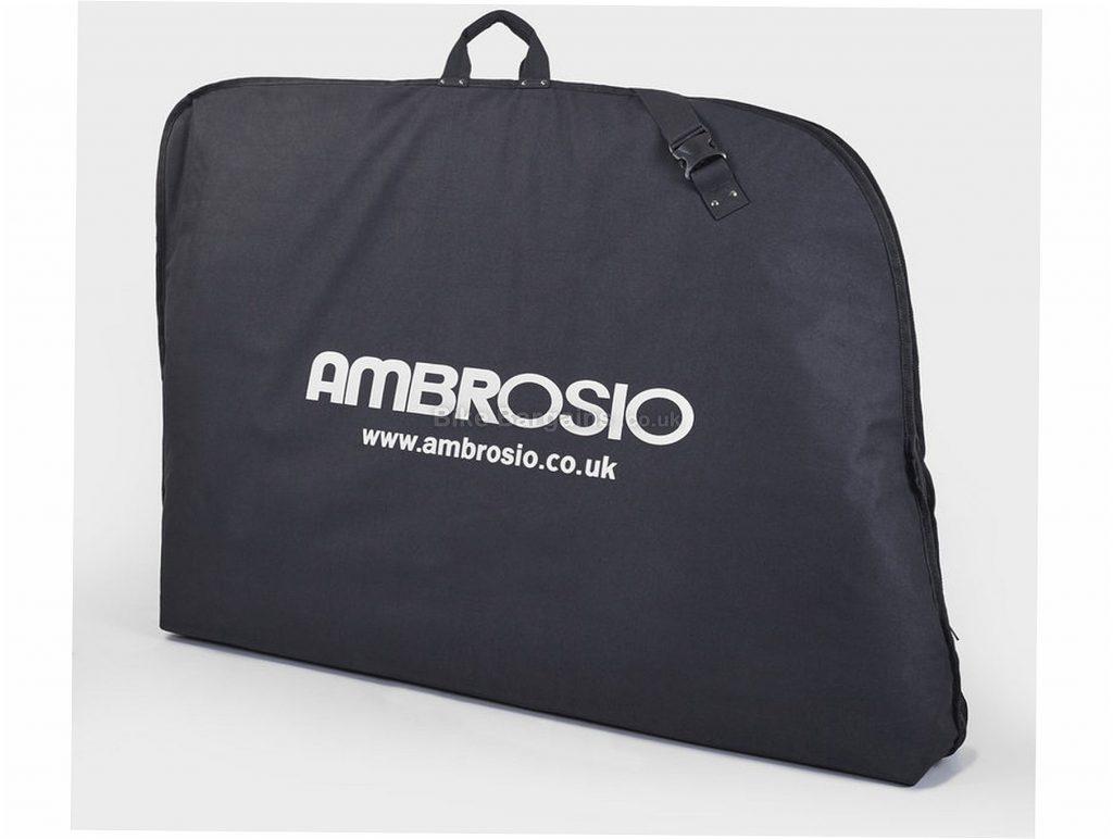Ambrosio Unpadded Bike Bag 136cm, 99cm, 21cm, Black, Bike Bag, Nylon, Foam