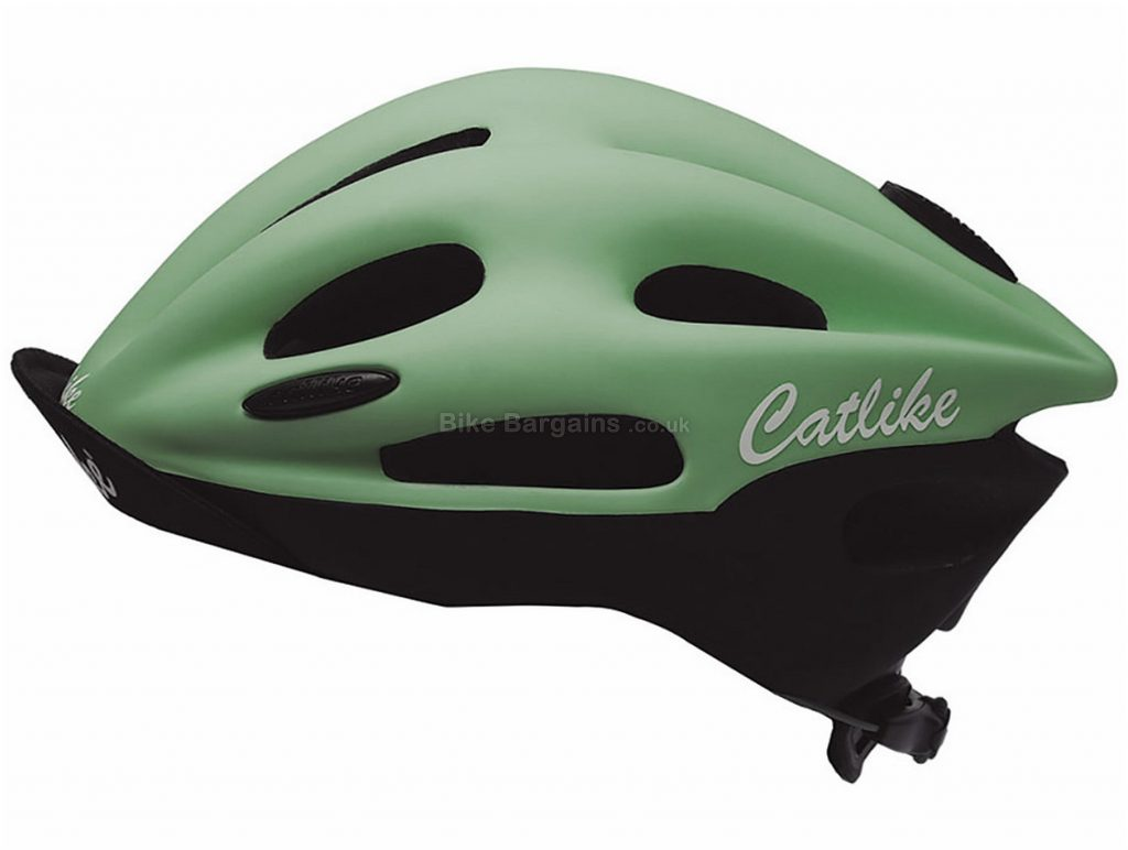 Catlike Origen Road Helmet L, Green, 180g, 15 vents