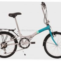 Compass Northern Steel Folding Bike