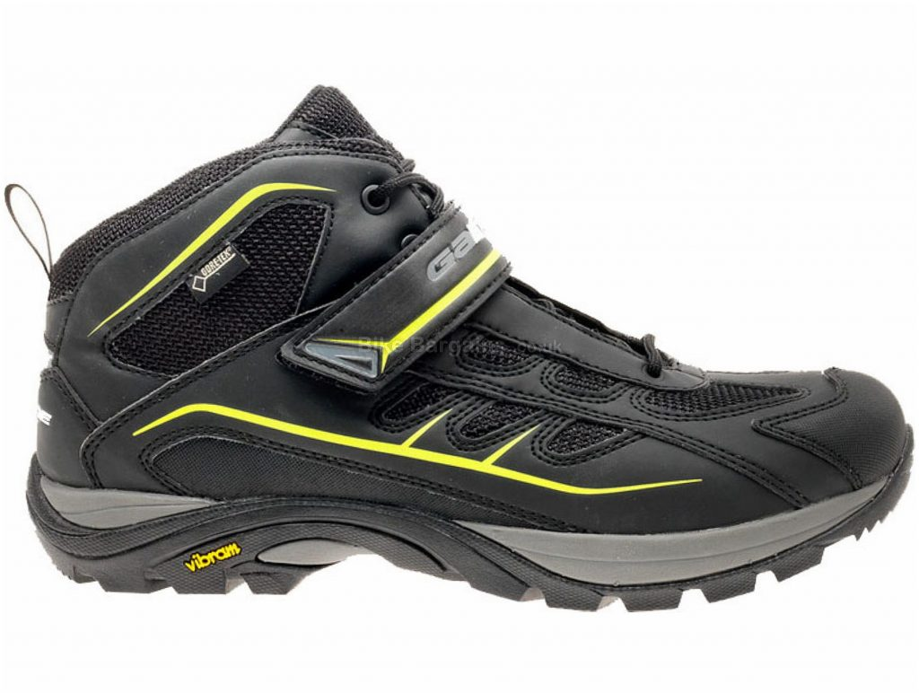 Gaerne G.Mid Gore-Tex Off Road Shoes 37, Black, Yellow