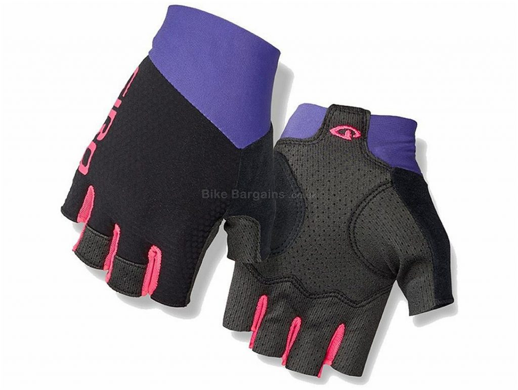 Giro Zero CS Mitts XL, Purple, Mitts