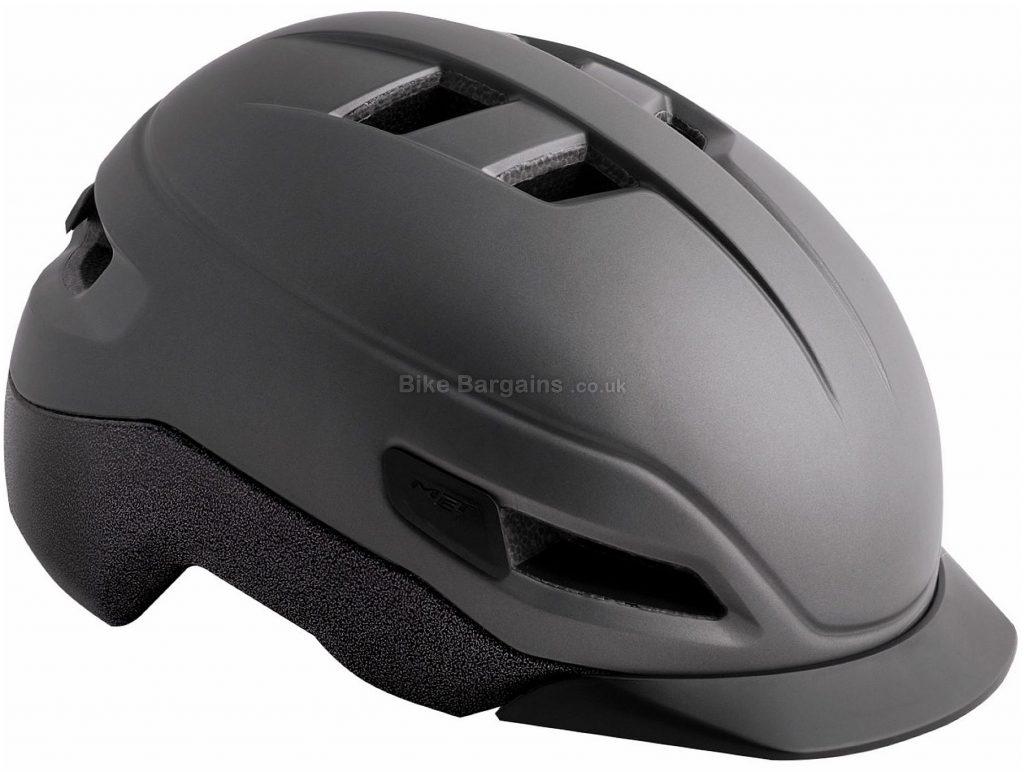 MET Grand Corso Helmet S, White