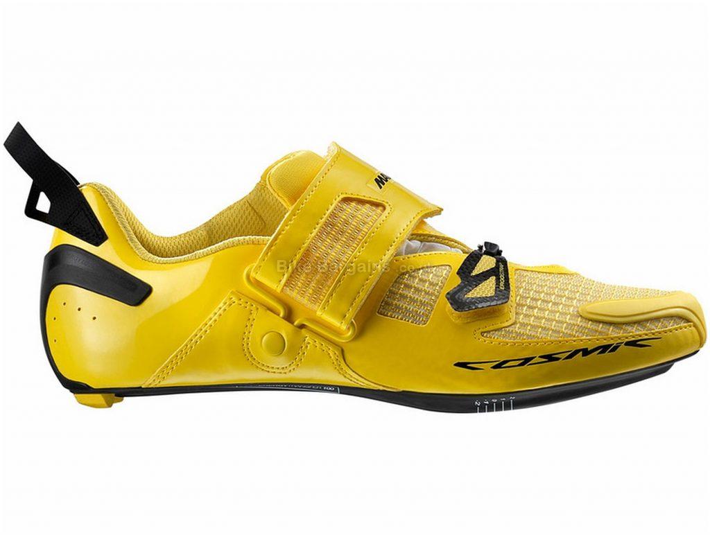 Mavic Cosmic Ultimate Triathlon Shoes 38,40,41,42, Yellow