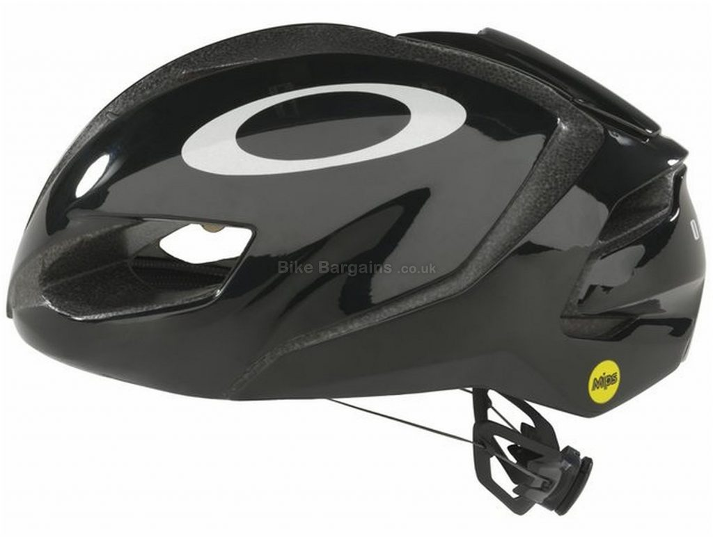 Oakley ARO5 Helmet S, Black, Yellow, 6 vents, 305g, Polycarbonate