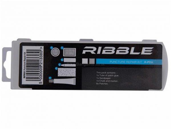 Ribble Puncture Repair Kit One Size, Transparent, Black