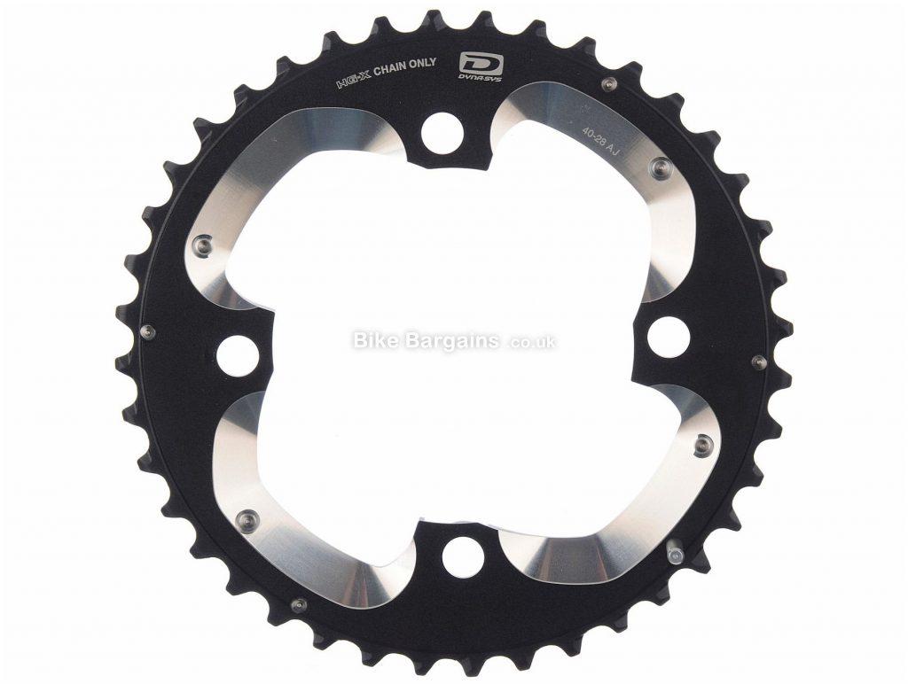 Shimano XT FCM785 10 Speed MTB Chainring 26t, Silver, 64mm