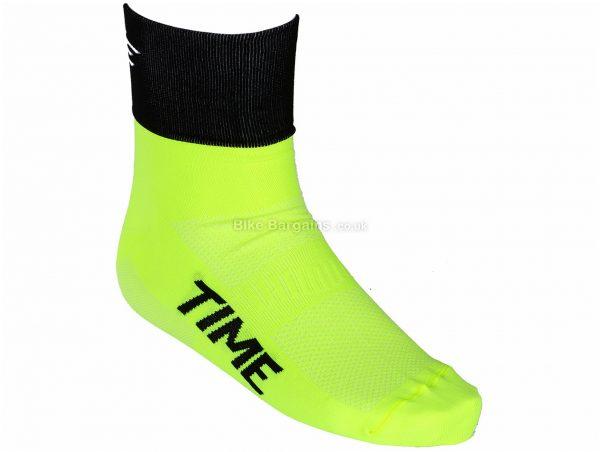 Time Road Socks S, Yellow