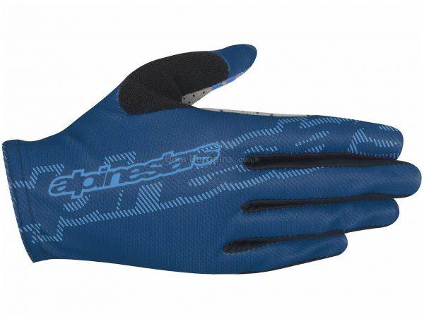 Alpinestars Ladies Stella F-Lite Gloves M, Black, Pink, Stretch Fabric, Breathable, Ladies, Full Finger, Polyamide, Cotton, Polyester, Elastane