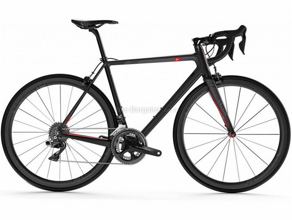 Argon 18 Gallium Pro 8050 Di2 Rq Carbon Road Bike 2018 M, Black, Carbon Frame, 700c, 22 Speed, Double Chainring, Caliper Brakes
