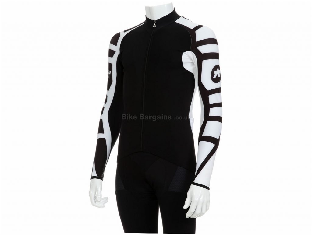 Assos ij.tiBuru Insulator Jacket XS, Green, Three Rear Pockets, Long Sleeve, Polyamide, Polyester, Elastane