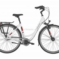 Bergamont Belami N7 Step Through Ladies Alloy City Bike 2020