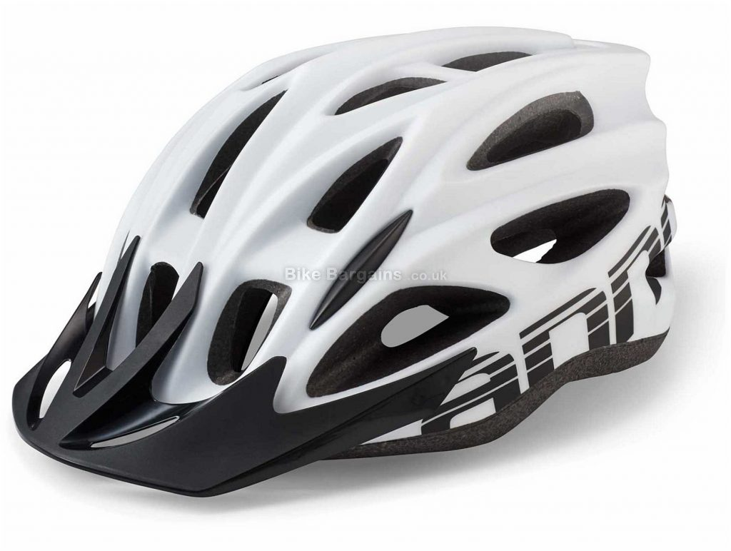 Cannondale Quick Leisure Helmet S,M, Black, 19 Flow-Through Vents, Unisex, Polycarbonate