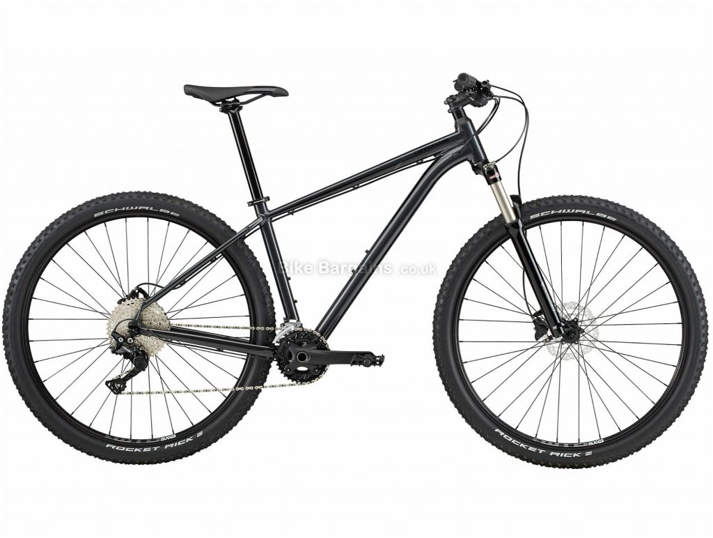 Cannondale Trail 5 Limited Alloy Mountain Bike 2020 XS, Blue, Black, Alloy Frame, Disc, 20 Speed, Double Chainring, Hardtail