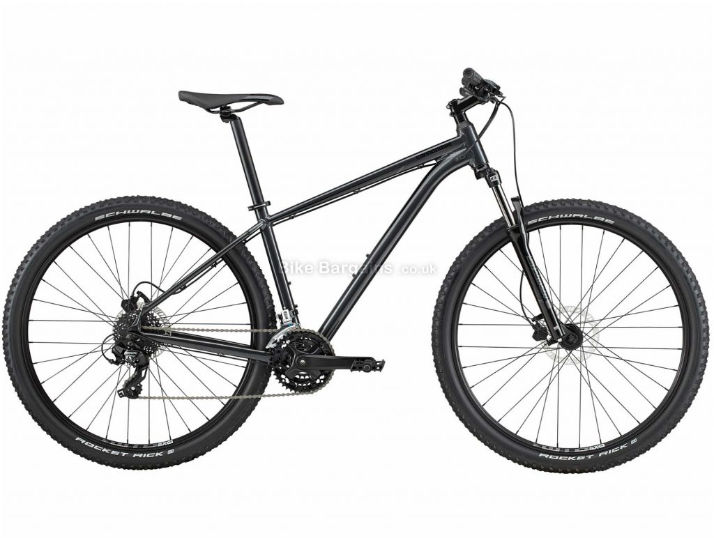 Cannondale Trail 8 Limited Alloy Mountain Bike 2020 XS,S, Green, Black, Alloy Frame, Disc, 24 Speed, Triple Chainring, Hardtail