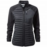 Craghoppers Ladies Voyager Hybrid Jacket